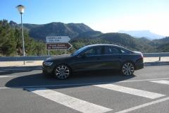 Prueba-Dinamica-Audi-A6-Hybrid-El-Chorro-Malaga