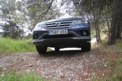 Prueba-Dinamica-Honda-CR-V-Mijas-Malaga