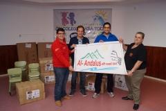 Reportaje-Entrega-Material-Solidario-Club-Al-Andalus-4x4