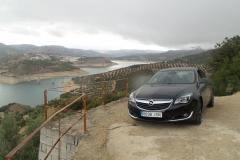 Ruta-Pantano-de-Iznajar-Opel-Insignia-Cordoba