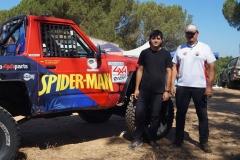 Reportaje-Equipo-Extreme-4x4-Spiderman