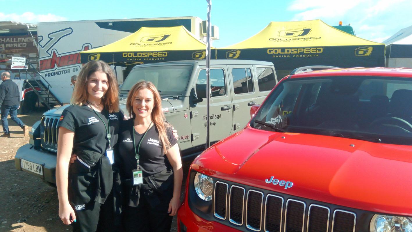 Vanesa Gutiérrez y Elisabeth Sevillano, Team VanEli 4x4.