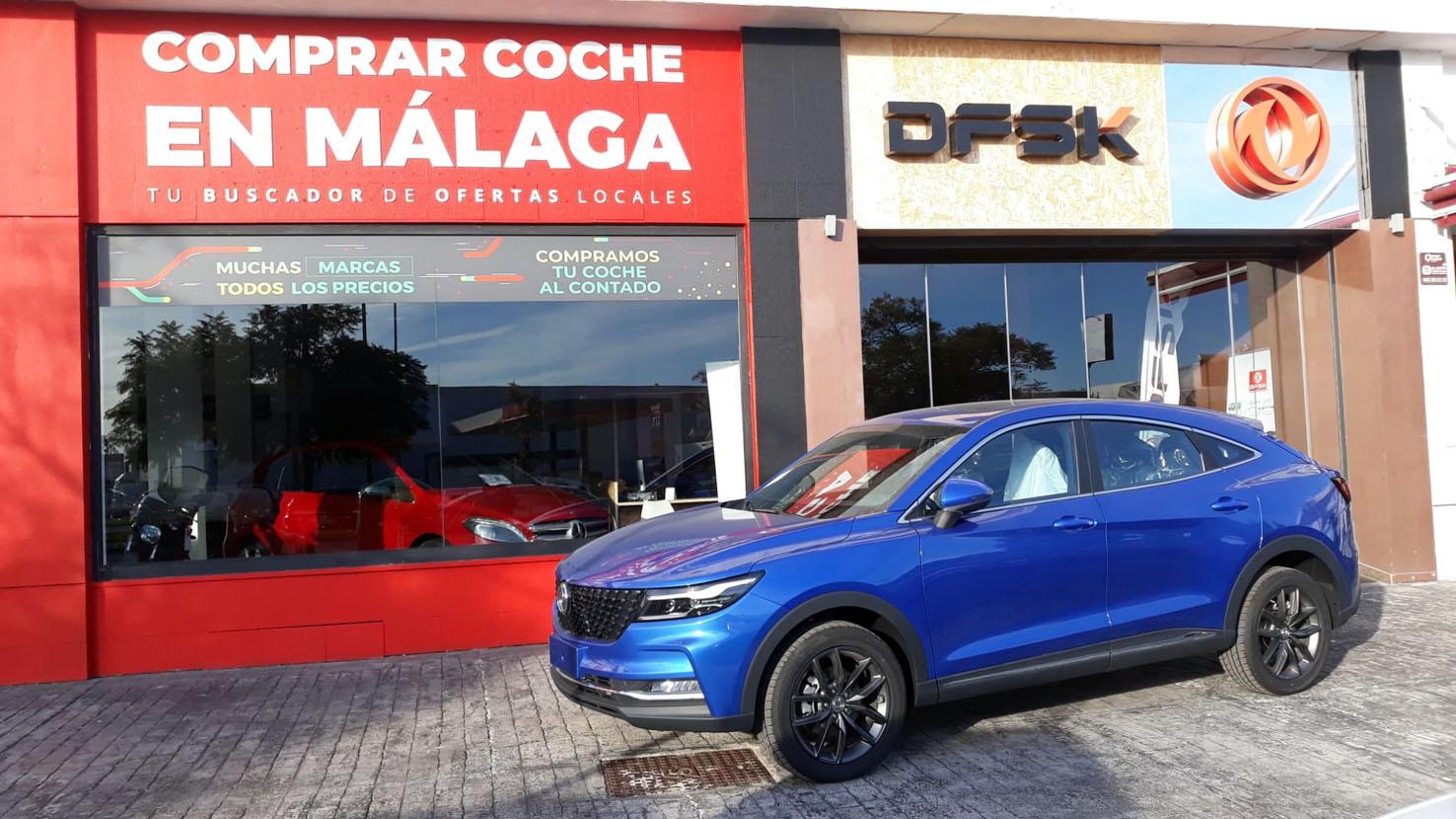 Comprar Coche en Málaga y DFSK, Grupo Cabmei Icars.