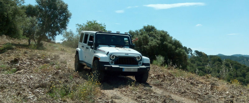 Servicios Prensa Motor Cursos de conducción 4x4