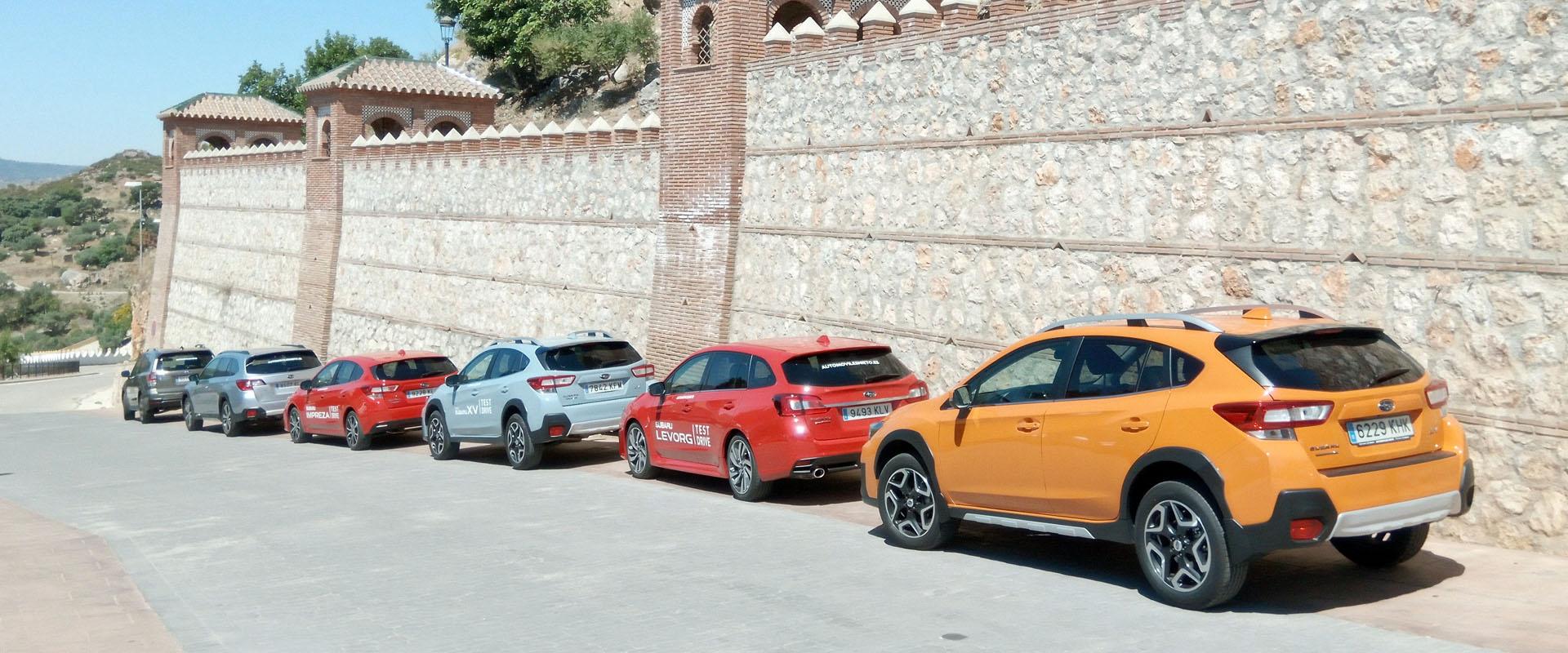 Prensa Motor servicios Rutas Dinámicas y 4x4.