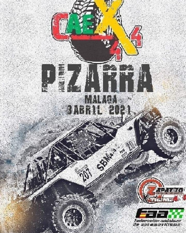 CAEX 4x4 Pizarra 2021