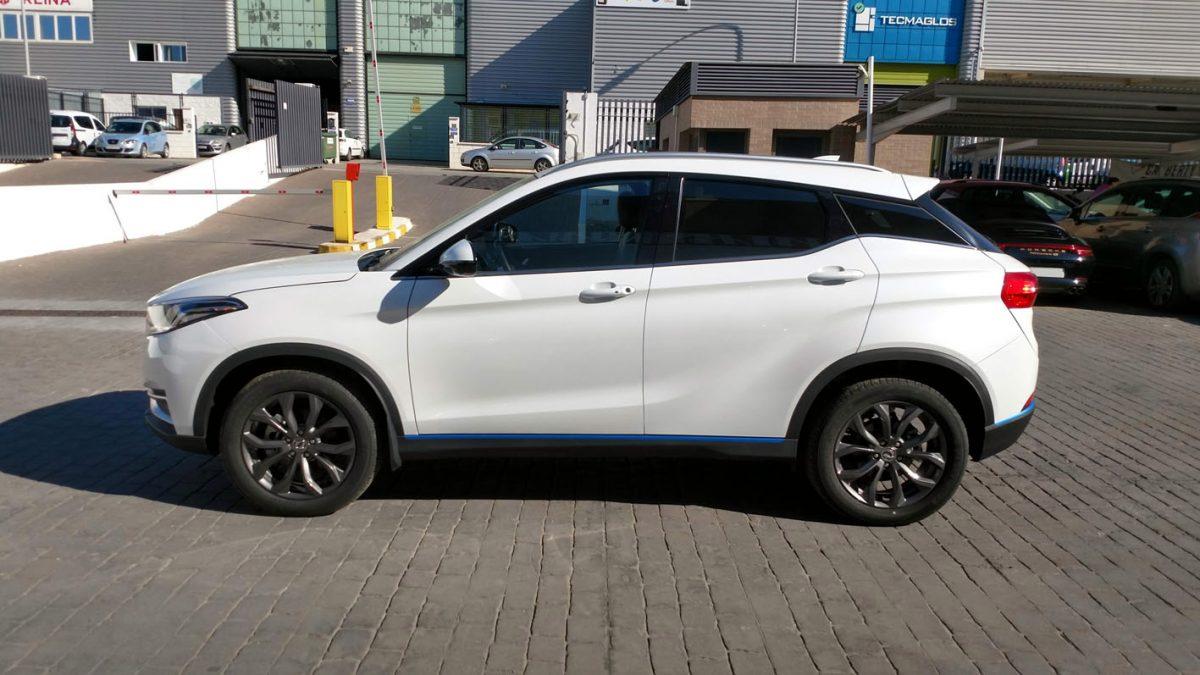 El nuevo DFSK Seres 3 se sitúa en el segmento SUV con cero emisiones.