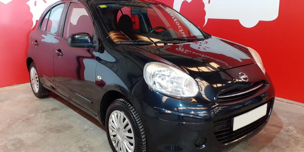 Nissan Micra de ocasión en Comprar Coche en Málaga.
